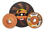 Pearl Abrasives, Grinding and Abrasive Cut Off Wheels